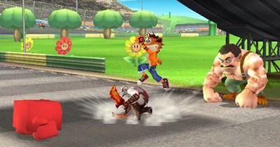 crossover hacks list super-smash-bros-brawl video games - 151301