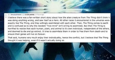 Ten times fan theories were way too good.