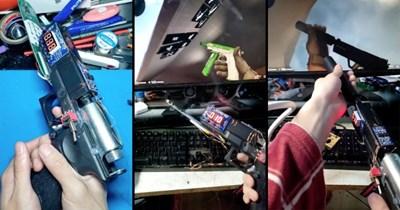 gaming, funny, gamers, pc gaming, video games, gta v, first person shooter, guns, interesting, next fucking level