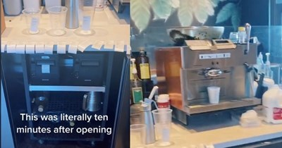 customer service crazy Starbucks coffee ridiculous Video tiktok - 2556422