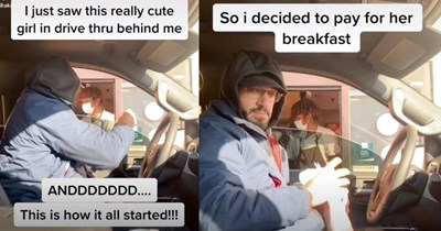 customer service humor wholesome marriage relationships ridiculous funny dunkin donuts tiktok - 2732806