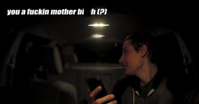 sketchy uber driving Video - 362502