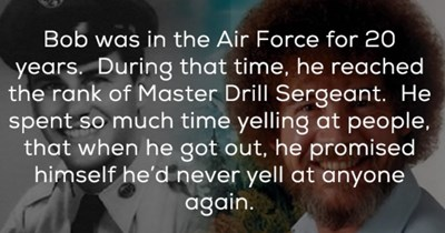 Happy Little Facts About Bob Ross