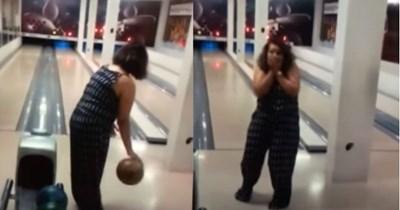 FAILS FAIL bowling damage funny - 373510
