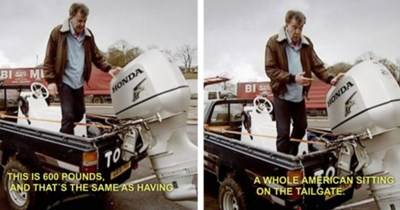 Brilliantly Hilarious Moments From Top Gear