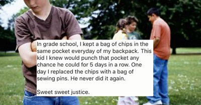 People share their ultimate petty revenge stories.