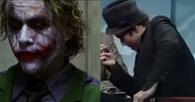 Music Tom Waits the joker ridiculous interview Video - 447750