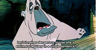 Disney one liner insults