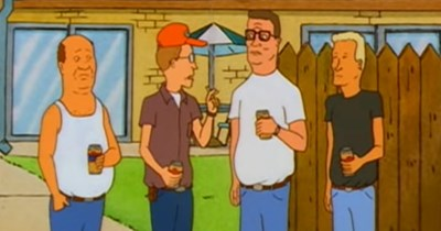 conspiracy relatable King of the hill prediction computer dale gribble Video - 463622