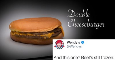 twitter McDonald's wendys ruthless fast food - 4974597