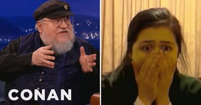 Game of Thrones George RR Martin Video - 51043073