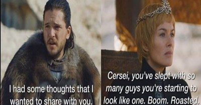 a funny list of GOT quotes that aren't very right