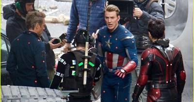 teoria Avengers