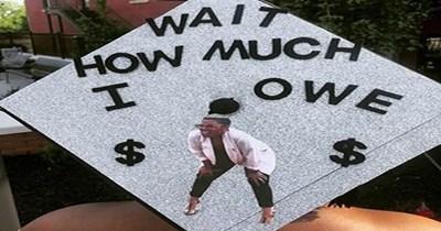 school graduation students student loans creative funny students cheezcake funny - 5721349