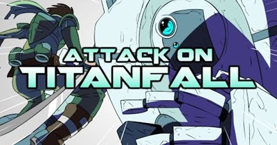 titanfall anime attack on titan - 59642881
