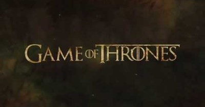 Game of Thrones Video The Walking Dead - 61001729