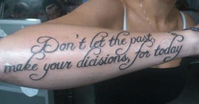 tattoo fails, bad tattoos