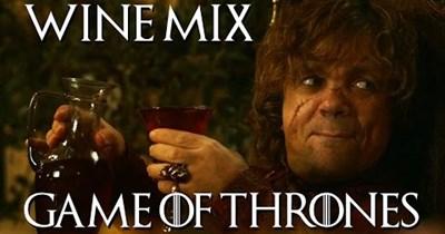Game of Thrones wine supercut Video - 65112321