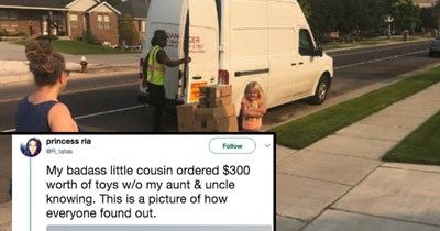 twitter amazon shopping parenting ridiculous funny - 6521093