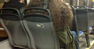 Harry Potter IRL public transportation Hagrid bus - 7027029504
