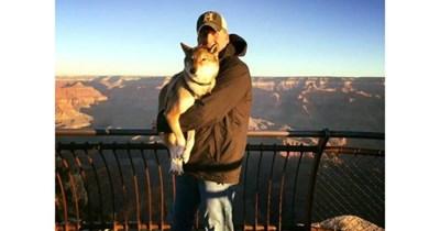 terminally ill dogs massachusetts mayor road trip - 7150085