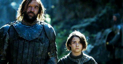 the hound gifs arya stark - 8211253760