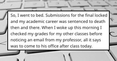 Sad school professor inappropriate teacher story sexy dirty mistake funny stupid furry - 8231941