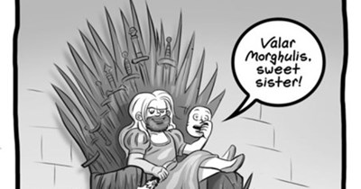 Game of Thrones memes season 5 what if George RR Martin ended it like this?