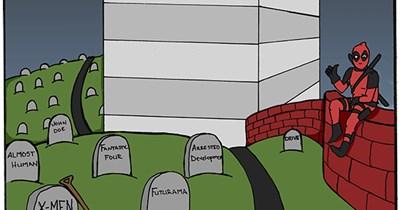 deadpool TV web comics - 8753328640