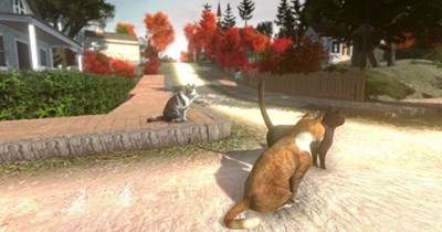 peace island cats gang game
