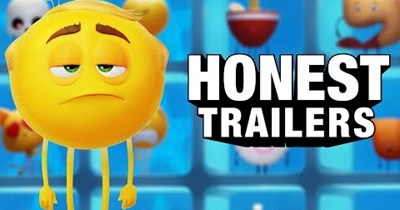 Funny video, Honest Trailer about the emoji movie.