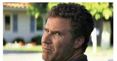 """Meme of Will Ferrell with the text, """"Admit it, you sometimes listen to strangers' conversations and think to yourself, 'you are a stupid motherfucker'"""""""
