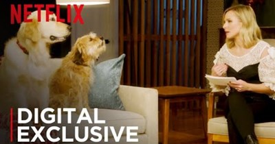tv shows kristen bell pet stars netflix interview - 91869953