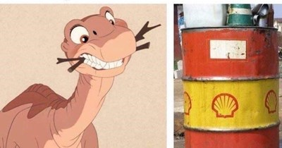 funny meme about land before time.