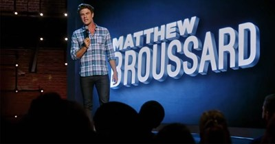 Funny video of comedian Matthew Broussard explaining how college is like a reality TV show