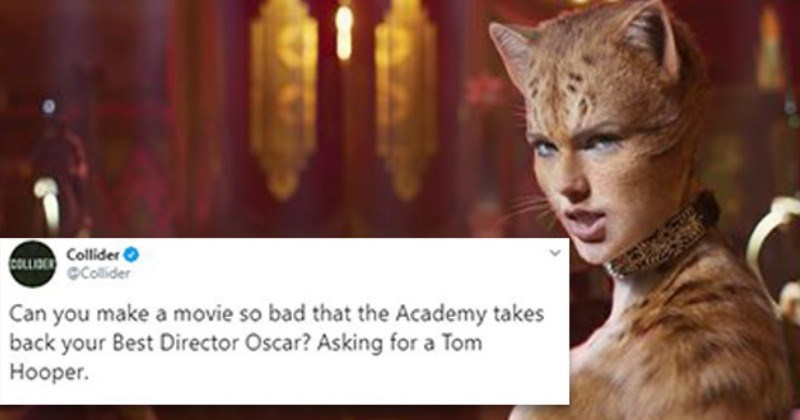 Cats The Movie Reviews Are Here And Clear I Can Has Cheezburger