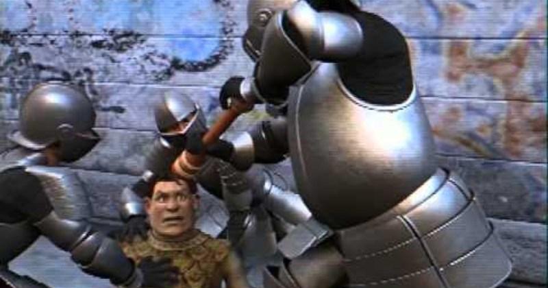 "Video Hilarious Cops Parody In ""Shrek 2"""