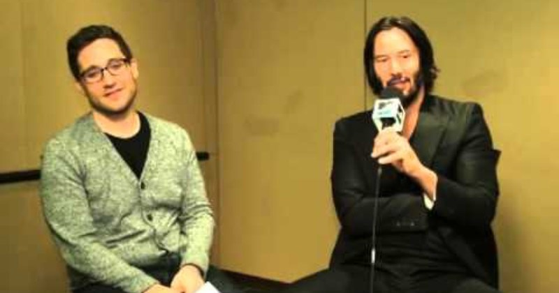Interviewer Mixes Up Keanu Reeves' Character, Loses All Cred