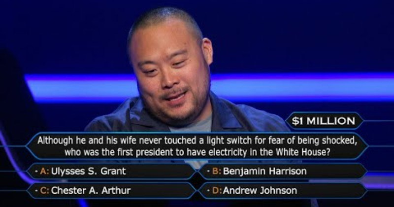 who wants to be a millionaire satisfying awesome gameshow Video win - 105761281