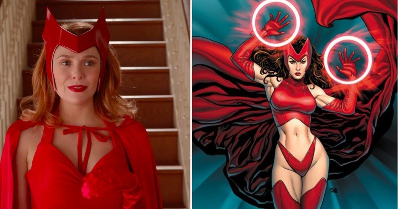 4 Scarlet Witch Storylines Too Insane For WandaVision