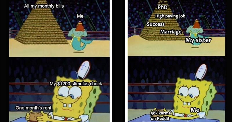 Dank Spongebob Memes Imsohonesttho Twitter