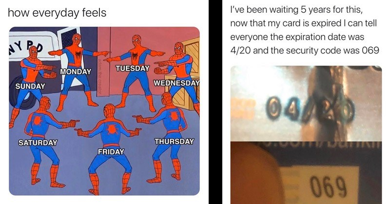 Thirty Rando Memes For Your Daily Dose Of Dumb Humor