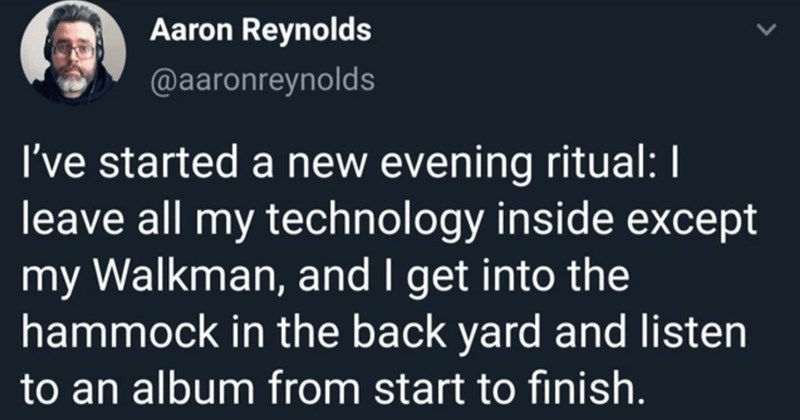 Twitter Thread: Man Unknowingly Invites Raccoon Into Hammock