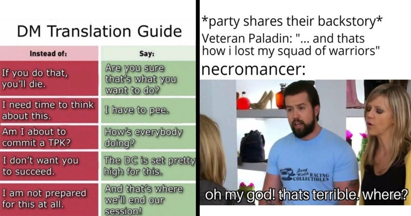 33 D&D Memes For Everyone From Paladins To Rogues