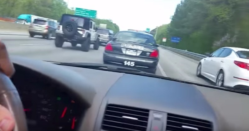 instant karma driving funny Video - 387334