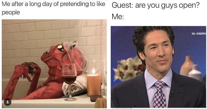 43 Hilarious Restaurant Memes And Moments That Summarize What It S