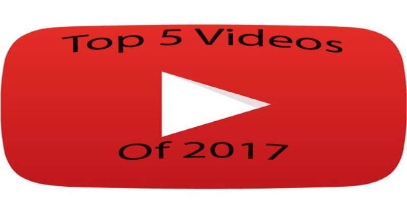 The Top 5 Videos in 2017 On I Can Has Cheezburger