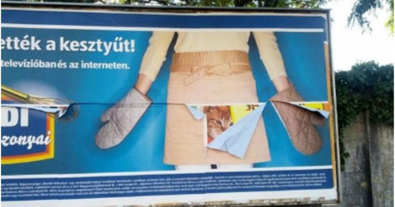 advertising billboard FAIL gross weird - 4833541