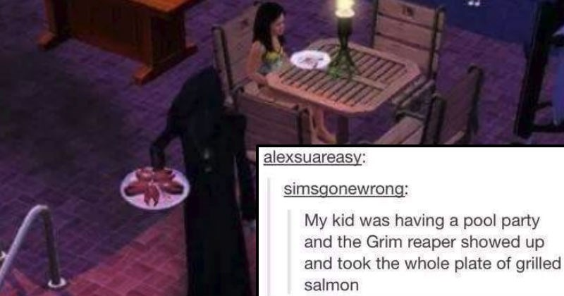 ridiculous video games The Sims funny - 4988421