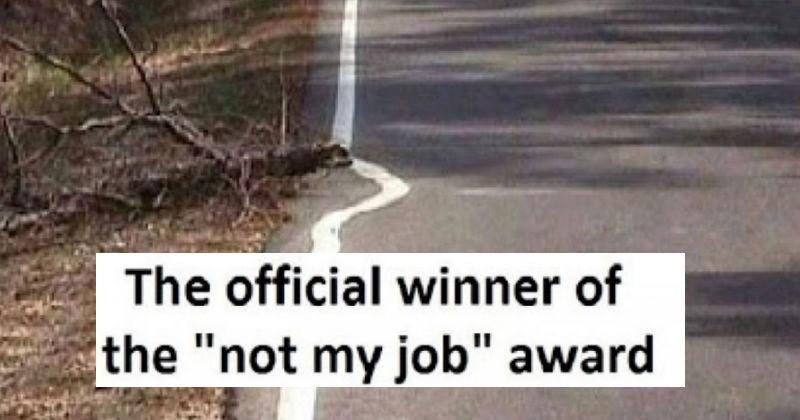 FAIL job lazy ridiculous funny - 5085445